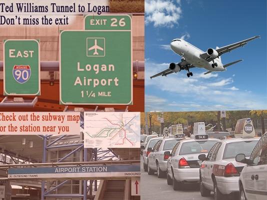 Logan Airport transportation