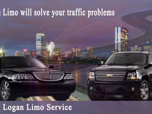 Boston Limo will solve your traffic problems