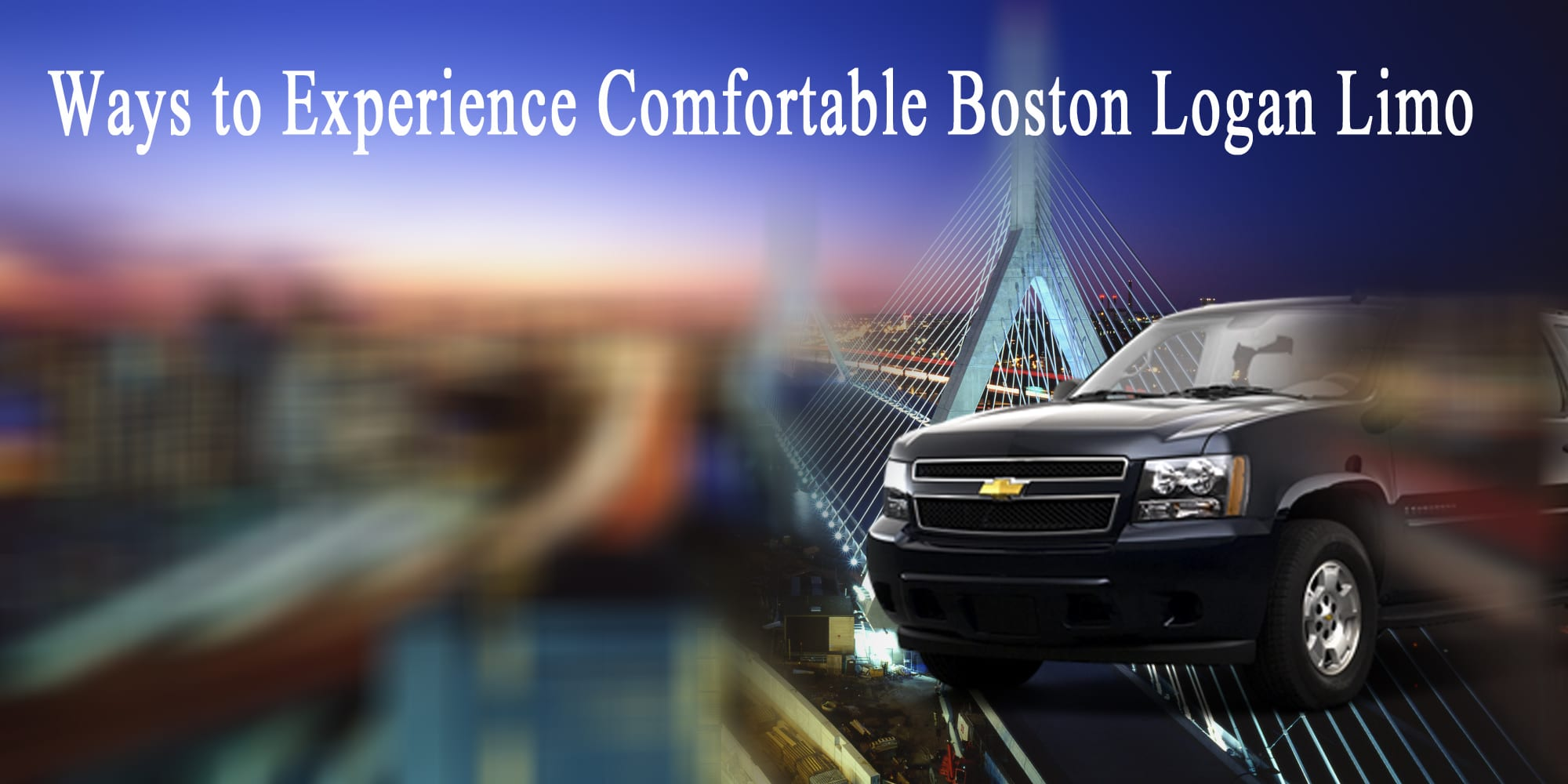 Boston Logan Limo