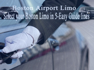 Select your Boston Limo in 5-Easy Guide lines