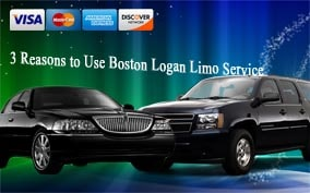 3 Reasons to Use Boston Logan Limo Service