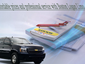 Affordable prices and professional service with Boston Logan Limo