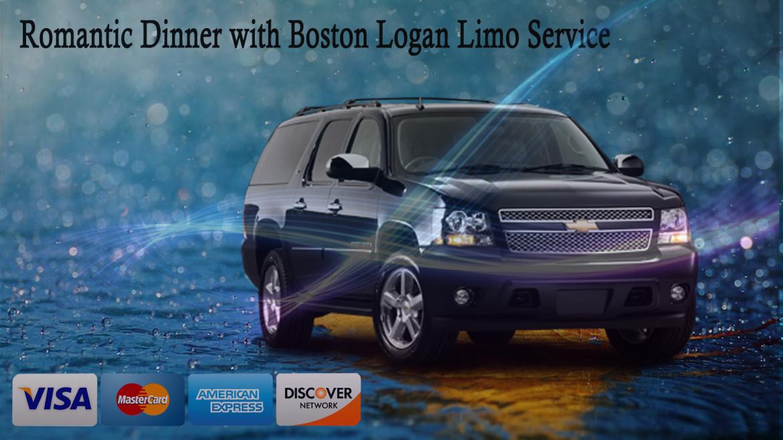 Romantic Dinner with Boston Logan Limo Service
